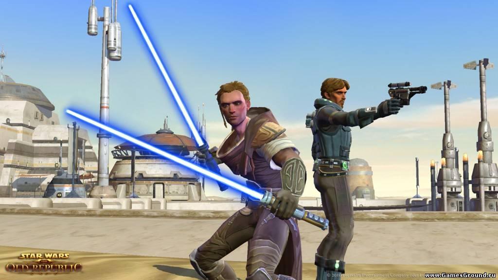 star wars the old republic 2 ловля вора