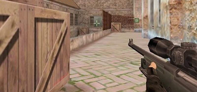 Прицел для AWP и Scout - Модели оружия CS 1.6 - Counter Strike 1.6 -