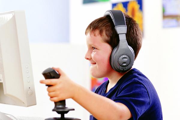 Опасность компьютерных игр для ребенка