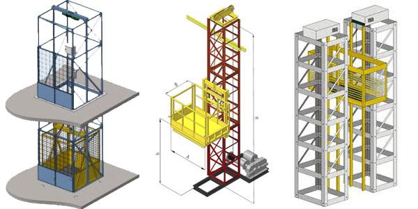 Как выбрать строительные фасадные подъемники