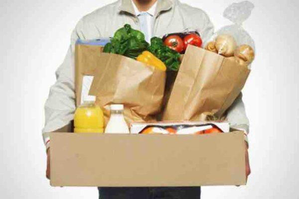 Заказ продуктов с доставкой на дом