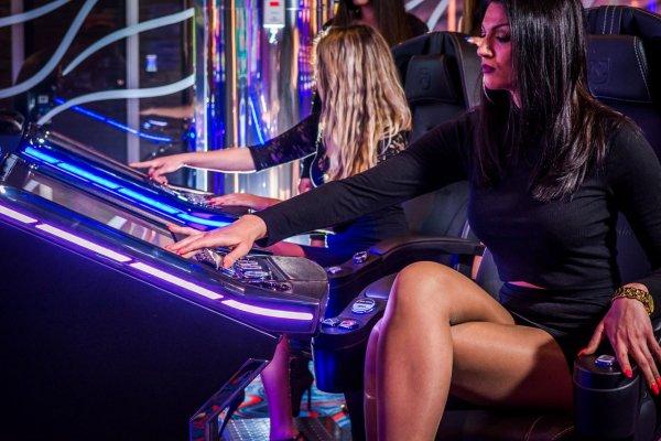 Бесплатные автоматы онлайн в казино