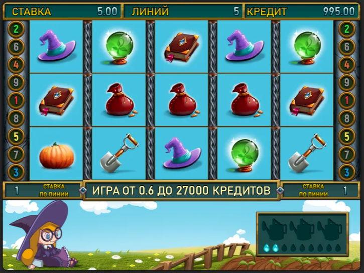 Игра в онлайн-казино Gaminatorslots