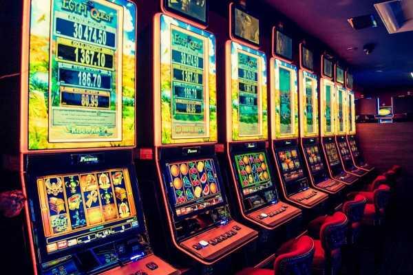 Игровые бесплатные автоматы онлайн