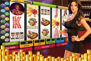 Описание слота Chukchi Man от казино Джет