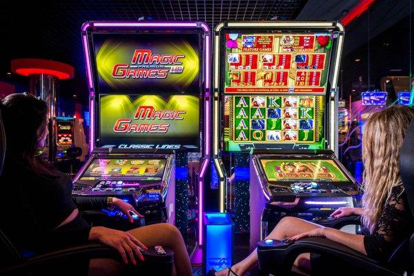 Все важное об игровых автоматах в онлайн казино Алтын