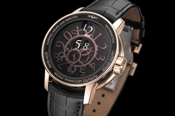 Часы Dewitt