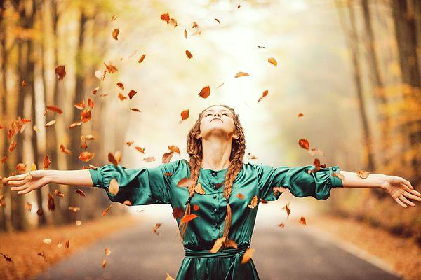 Осень: прекрасное время для перемен в своей жизни
