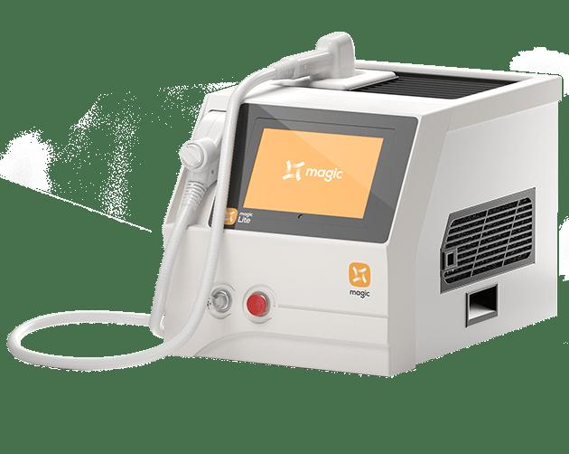Лазерный аппарат для эпиляции Magic Lite: преимущества